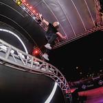 MC Bien flying from the deck at Dinagyang Music Festival thumbnail