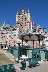 Chateau Frontenac - Quebec City (dbind747438) Tags: chateau frontenac quebec city canada north america castle heritage historical building architecture landmark