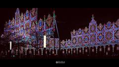 2019-0218_010 (solarliu) Tags: lantern festival light lighting installation art square people taiwan taipei taiwanese night silhouette 燈會 元宵 裝置藝術 燈光 台北 街道 人潮 street