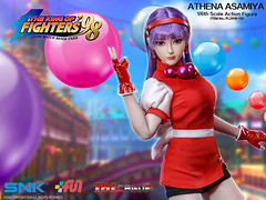 PHICEN PL2018-135 Athena Asamiya 麻宫雅典娜 SNK King of Fighters - 01 (Lord Dragon 龍王爺) Tags: 16scale 12inscale onesixthscale actionfigure doll hot toys phicen tbleague seamless