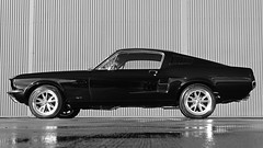 Mustang (David Whitworth) Tags: duxford