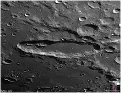 Schiller Crater - March 17, 2019 (The Dark Side Observatory) Tags: tomwildoner night sky space outerspace meade lx90 telescope asi290mc zwo astronomy astronomer science canon moon lunar weatherly pennsylvania observatory darksideobservatory tdsobservatory solarsystem earthskyscience phase luna carboncounty meadeinstruments meadeinstrument schiller