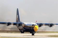 """Lockheed C-130T """"Hercules"""" - """"Fat Albert"""" BuNo.164763 (2wiice) Tags: fatalbert lockheed c130 hercules lockheedc130hercules lockheedc130 lockheedhercules c130hercules sanfranciscofleetweek fleetweek2011 c130t buno164763"""