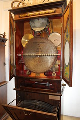 Spiegel's Original Concertino, a disc orchestrion (Davydutchy) Tags: utrecht nederland netherlands niederlande paysbas holland museum speelklok tot pierement steenweg mechanical music spiegel spiegels original concertino lochmann leipzig march 2019