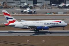 BA A388 G-XLEI (EddieWongF14) Tags: britishairways airbus airbusa380 airbusa380800 airbusa380841 a380 a388 a380800 a380841 gxlei hkg vhhh hongkonginternationalairport shalowan