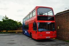 1833 HF05GGY (PD3.) Tags: bus buses psv pcv lymington more hampshire hants england uk wilts dorset go ahead goahead group 1833 hf05ggy hf05 ggy volvo east lancs