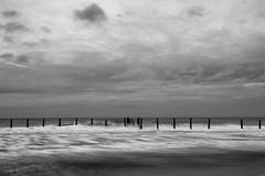 Sea of North (StuMcP) Tags: happisburgh norfolk northsea stuartmcpherson beach sand sea clouds windy winter canon5dmkiii water
