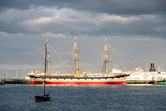 San Francisco Maritime National Historical Park #3 (satoshikom) Tags: canoneos6dmarkii canonef70200mmf4lisusm sanfranciscomaritimenationalhistoricalpark sanfrancisco downtown weekend californiacoast