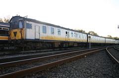 101522 205032 Selhurst Depot 13.11.2004 (31417) Tags: 205032 205 demu selhurst