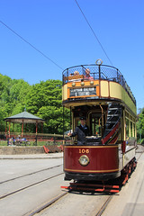 Crich tramway Museum (jpotto) Tags: uk derbyshire crich crichtramwaymuseum tramtransport eastmidlands ambervalley