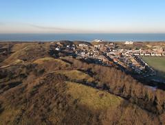 Wijk aan Zee 20-01-19 (de kist) Tags: kap nederland thenetherlands wijkaanzee noordzee northsea kust coast dunes duinen paasduin aerial luchtfoto aerialphotography luchtfotografie