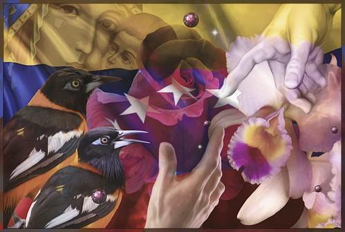 Venezuela - Prayers And Freedom Wishes