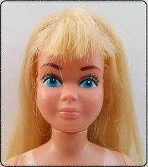 sun lovin' Skipper #1069 1979 (original identified clothes & close-up) Tags: barbie fashiondoll mattel closeup skipper sunlovin 1069 1979