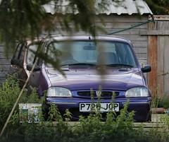 P726 JOP (Nivek.Old.Gold) Tags: 1997 rover 100 knightsbridge se 3door 1120cc duttonforshaw