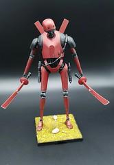 k2-ninja (ja_ja_wunderbar) Tags: rogueone starwars deadpool samurai ninja k2so bandai
