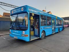 LV52 HKO (markkirk85) Tags: dennis dart alexander pointer on hire stagecoach peterborough new selkent 112002 dm362 bus buses lv52 hko lv52hko london 34362