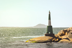 Farol da barra (gabrielbous) Tags: barradalagoa santacatarina sea beach floripa