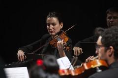 Marta (Guillermo Relaño) Tags: maxbruch camerata musicalis teatro nuevoapolo madrid guillermorelaño nikon d90 concierto número1 n1 violín violin especial ¿porquéesespecial orquesta orchestra cuerda concertino marta