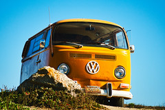 VW (mgschiavon) Tags: outdoors california colors bright yellow