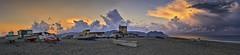 Amaneciendo (ZAPIGATA) Tags: cabodegata almeria andalucia landscape paisaje playa panoramica sunset sky sunrise sun nubes cielo clouds zapigata