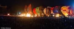 Balloons on show (Mike Brebner) Tags: balloonsoverwaikato 2019 hamilton balloons night light show music family fun university waikato festival nz newzealand explore entertainment event