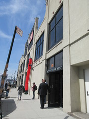 MoCCA Fest NYC 2019 Cartoon Convention 5526 (Brechtbug) Tags: mocca fest 2019 nyc convention museum comics cartoon art metropolitan west exhibition space 46th street between 11th 12th aves avenues new york city exposition exterior facade building entrance front floor panorama shot con conventions society illustrators 04072019 newspaper funnies saturday sunday comix illustration comic book artists comicbook sol event april wall poster