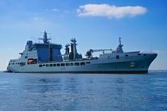 RFA TIDESURGE (Ugborough Exile) Tags: rfa royalfleetauxiliary royalnavy ships portsmouth hampshire hants england uk sony a7iii 2019 flickr