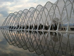Athens Olympic Stadium area (evlog) Tags: athens greece attiki attica olympic stadium kalatrava marousi αθήνα ελλάδα αττική ολυμπιακό στάδιο καλατράβα μαρούσι