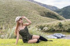DSC_7375 (Robin Huang 35) Tags: devi 擎天崗 陽明山 街拍 人像 portrait lady girl nikon d850 士林區 臺北市 臺灣 tw