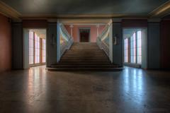 Kultur Palast (digiartostelbien2) Tags: lostplaces lost urbanexploration marode marodes architektur kulturhaus kultur