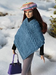 TAG GAME - The Snow Time! (nauriel :-)) Tags: doll integrity toys nu face nuface fashion royalty giselle diefendorf mais oui