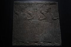 Without projection: Stone (PChamaeleoMH) Tags: assyrian britishmuseum exhibition frieze london museum relief