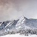 Boulder Flatirons and Flagstaff Road Covered In Snow (Anthony Quintano) Tags: boulder colorado winter snow snowcoveredmountains boulderflatirons snowpinetrees pinetrees outdoors coloradolandscape travel ustravel