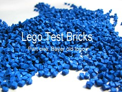 "The first part of ""Lego test bricks"" (Fantastic Brick) Tags: lego bayer test brick 2x4 rare htf neon abcd teststein bayerstein 60er alt selten rar testform abs probestein farbmuster musterstein noppen röhren anguss farbverlauf mischfarbe marmoriert testfarbe farbton bunt colors 3001 marbled swirly collection colorful testbrick bricks patpend pat pend 3001old letter bayertestbrick mould classic old vintage cross support tubes mold pip stud milky a b c d buchstabe youtube"