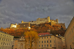 Padre / Father (Salzburg, Austria) (AndreaPucci) Tags: hohensalzburg salzburg austria andreapucci castle medieval