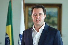 Governador Carlos Massa Ratinho Junior