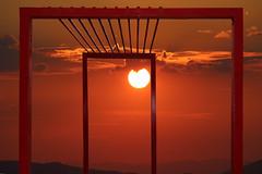 Quando il sole tornerà (meghimeg) Tags: 2019 flickrland cielo sky alba sunrise nuvole clouds ingresso