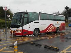 Bus Eireann SC 52 (JMG Vehicle Pics) Tags: buseireann scania sc52 bus coach donegal 04d33071