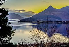 "Pap of Glencoe and Loch Leven at Sunrise. (Scotland by NJC.) Tags: sunrise dawn daybreak sunup morning daylight شُروقُ الشَّمْس ""nascer do sol"" 日出 ""izlazak sunca"" ""východ slunce"" solopgang zonsopgang amanecer auringonnousu ""lever du soleil"" sonnenaufgang alba 日の出 coastline 海岸线 litoral côte küste linea costiera 海岸線 해안선 seashore coast shore seaboard seaside beach strand mountains hills highlands peaks fells massif pinnacle ben munro heights جَبَلٌ montanha 山 planina hora bjerg berg montaña vuori montagne lochleven glencoe papofglencoe scotland"