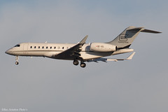 OE-IGL 0302 copy (Baz Aviation Photo's) Tags: oeigl bombardier global 6000 glock aviation heathrow lhr egll 27l gck18