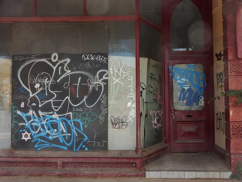 Old Forgotten Shop