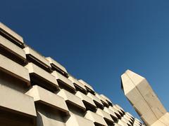 Concrete (only lines) Tags: concrete architecture seville expo92 spain