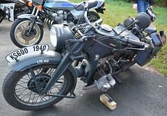 Zundapp 600 KS de 1940 (Mallessoute) Tags: moto motocyclette motorrad motorcycle zundapp 600