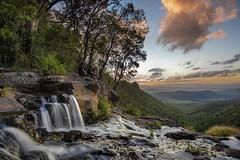 Friends (merbert2012) Tags: queensland australia sunset landscape longexposure reisen travel camping nature natureshiddensecrets hiking waterfalls nikond800 moranfallslamington water
