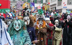 Basler Fasnacht (blogspfastatt (+5.000.000 views)) Tags: blogspfastatt suisse swiss switzerland myswitzerland fasnacht bâle basel carnaval