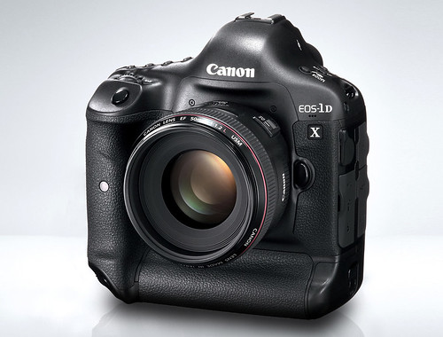 EOS 1D Xの写真