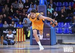 DSC_0188 (VAVEL España (www.vavel.com)) Tags: fcb barcelona barça basket baloncesto canasta palau blaugrana euroliga granca amarillo azulgrana canarias culé