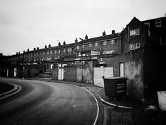 Brent Way, Brentford (dominicirons) Tags: brentford westlondon redevelopment brentway highstreet blackwhite blackandwhite