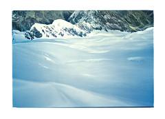 View down from Kahutea Col (jasoux) Tags: arthurspass tramping hiking hike climbing mountain glacier kahutea kahuteacol outdoors wilderness mountains ridge newzealand nz trekking trek alpine valley snow snowfield peak col wekastream arthurspassnationalpark