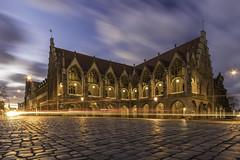 Das Altstadtrathaus (mirko1895) Tags: braunschweig altstadt langzeitbelichtung lzbl longexposure blue lights rathaus skyline architektur stadt nacht outdoor